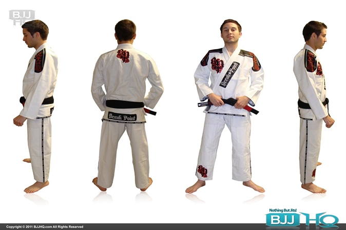 Break Point Gi Light Weight Deluxe White